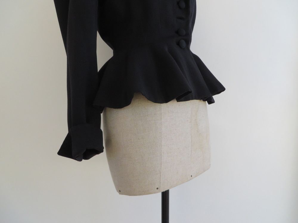 1940's / early 1950's Lilli Ann suit jacket
