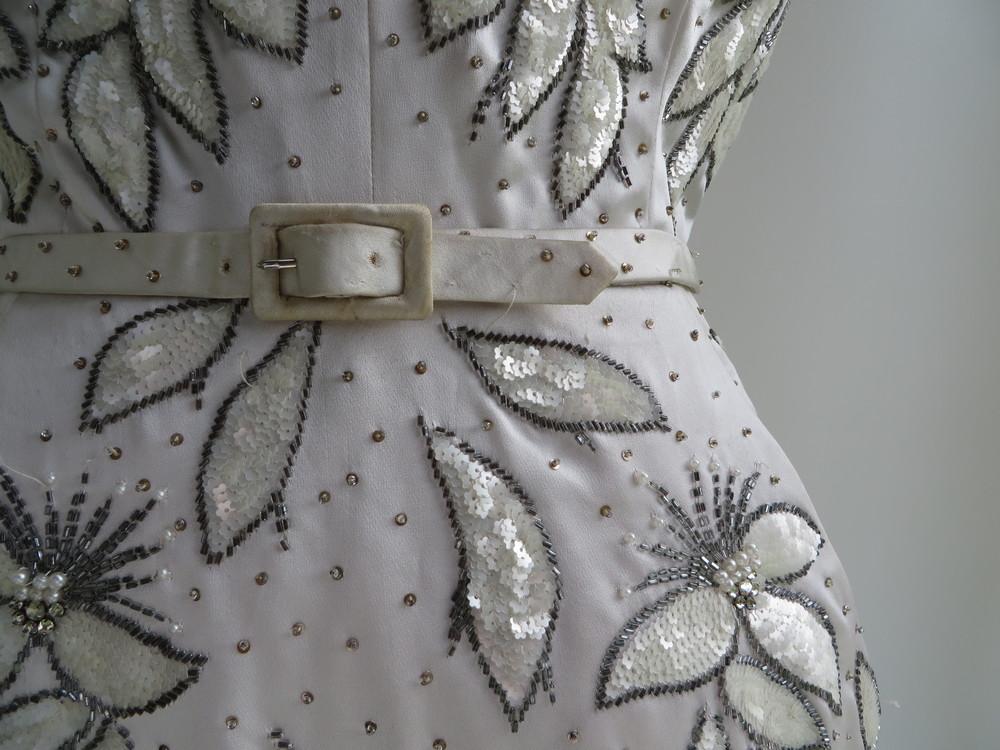1955 Christian Dior dress