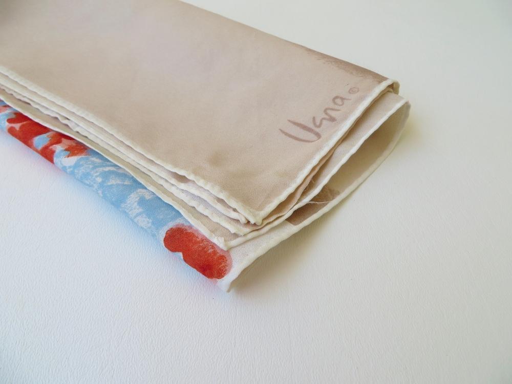 Vera silk scarf - c. 1960's