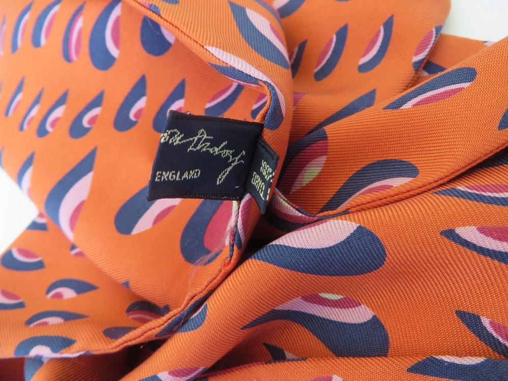 Georgina von Etzdorf silk scarf