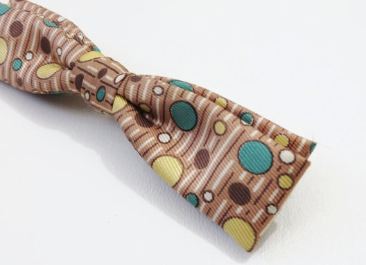Men's 1950's-1960's atomic bow tie