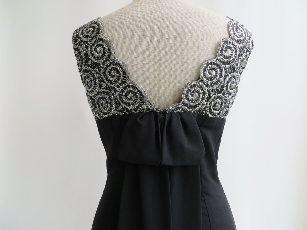 Vintage 1960's empire-waist dress, coming soon to  4 Birds Vintage