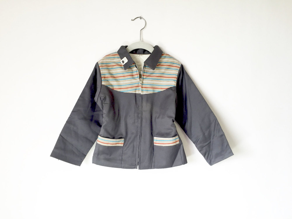 1950's deadstock child's jacket