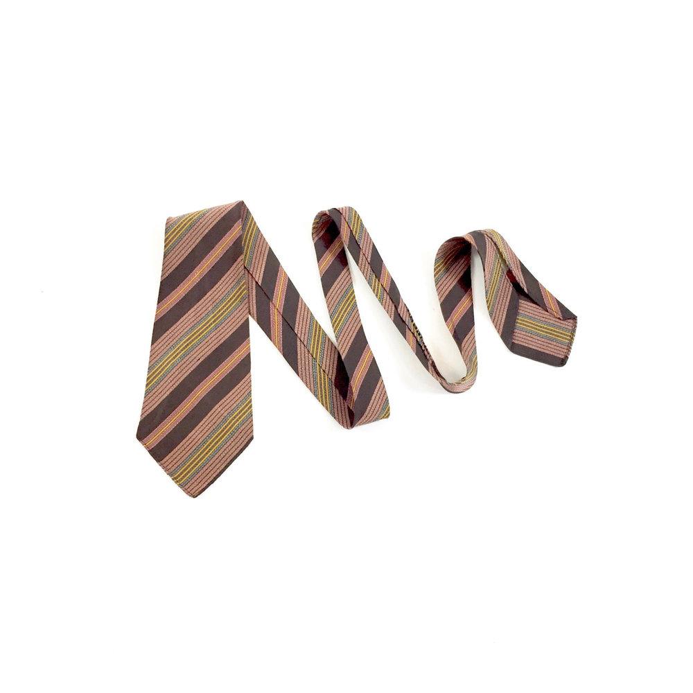 1930's Necktie
