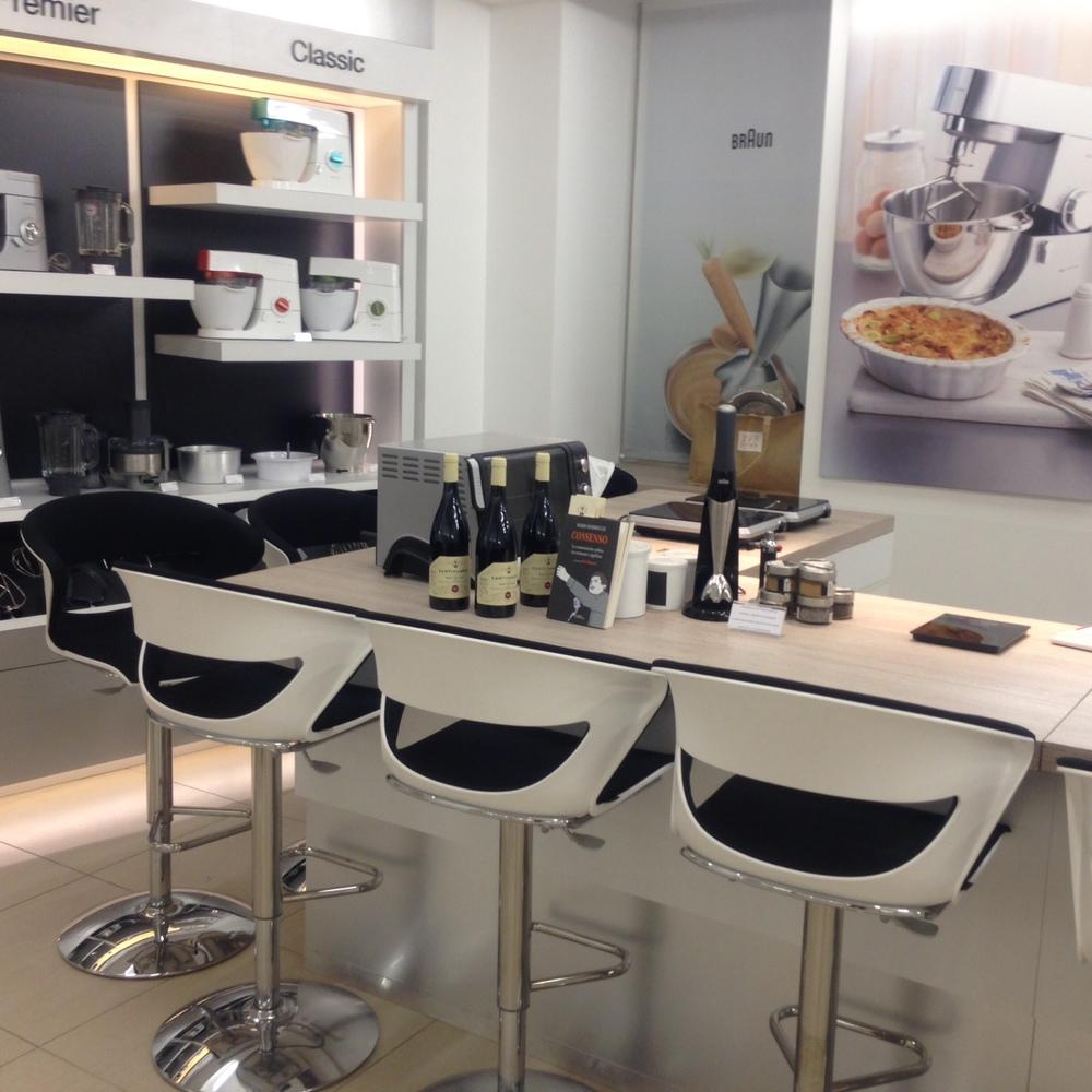 Spazio cucina De'Longhi Group Official Store.JPG