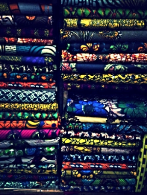 Kitenge (african fabric)