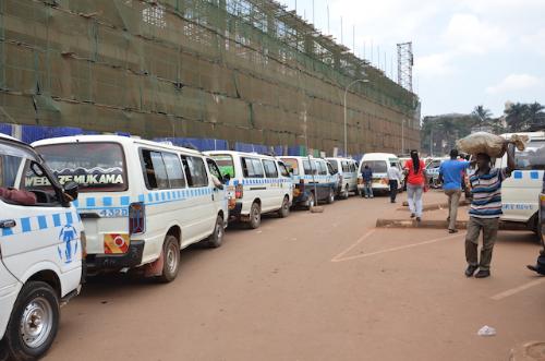 Matatu(taxi)