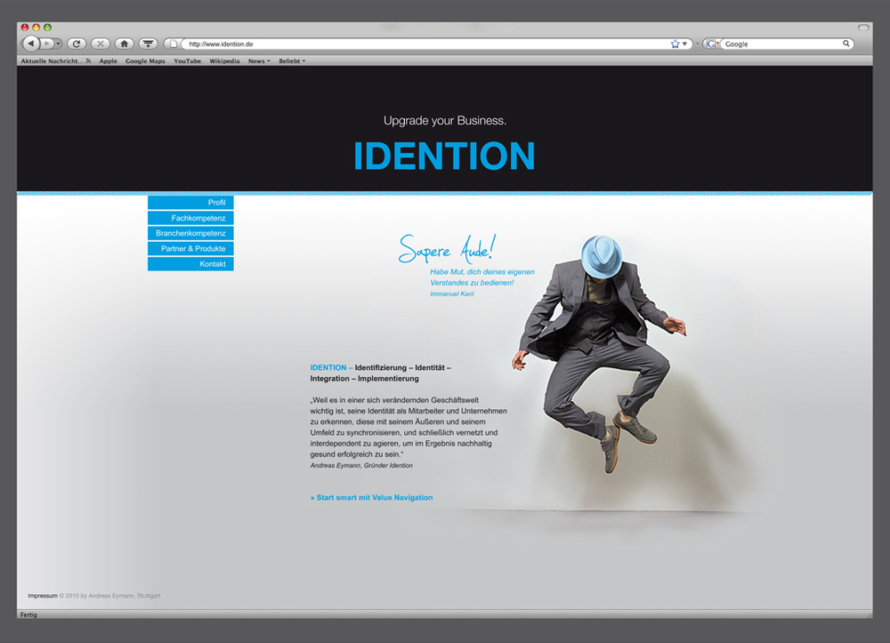 Idention