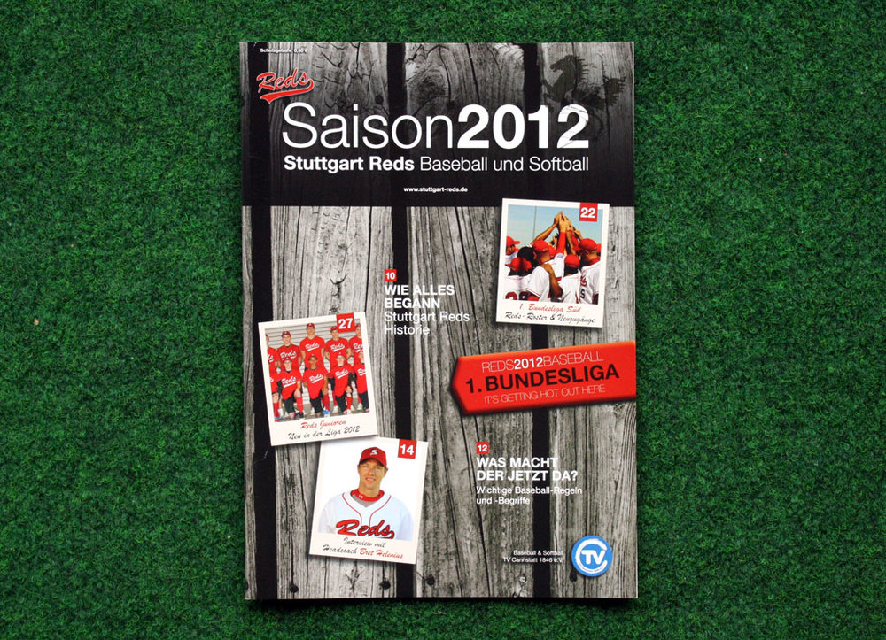Stuttgart Reds Baseball & Softball