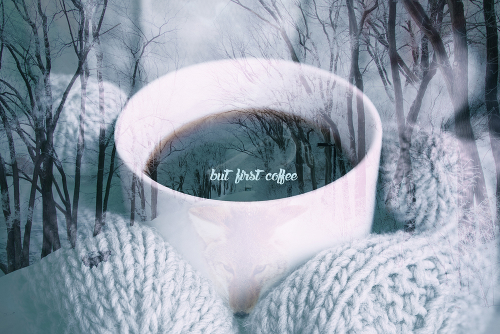 But first coffee (Winter)