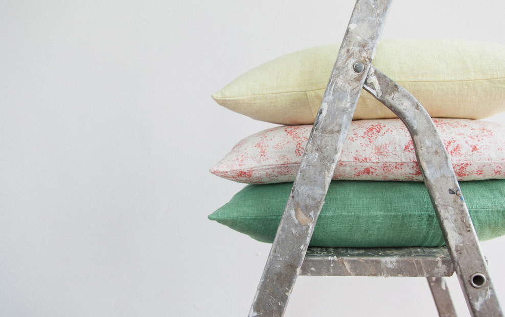 Hazel Stark - cushions