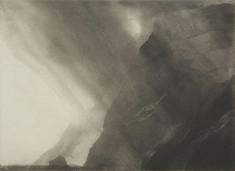 Rora Head - Norman Ackroyd