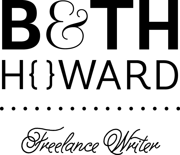 Beth Howard – Writer and Content Creator