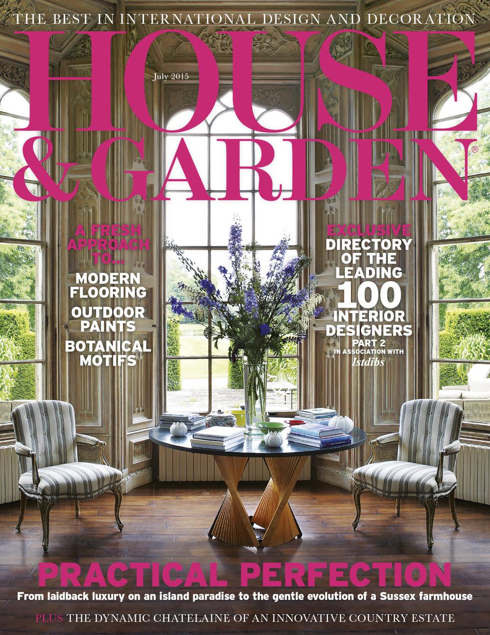 house & garden | open to all — leveson design