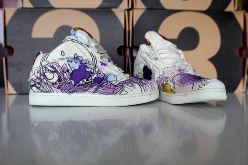 Shoe A / Size 37