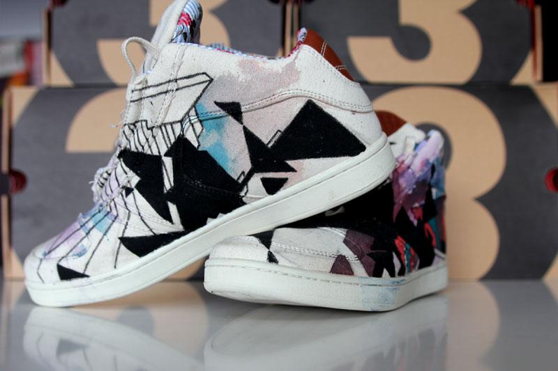 Shoe D / Size 43