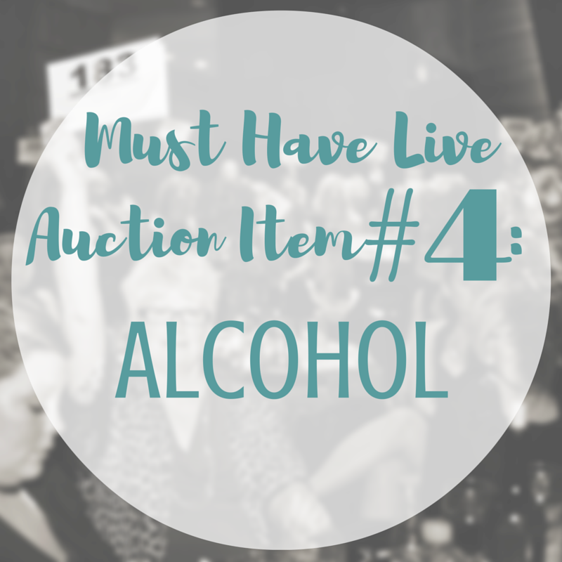 Alcohol related Live Auction items have a broad appeal and make good live auction items | SK Benefit Auctions