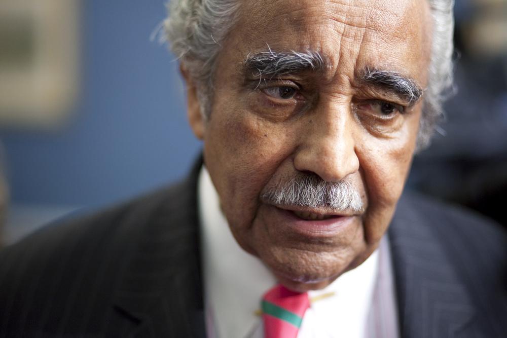 Fmr. Congressman Charlie Rangel (D-NY)