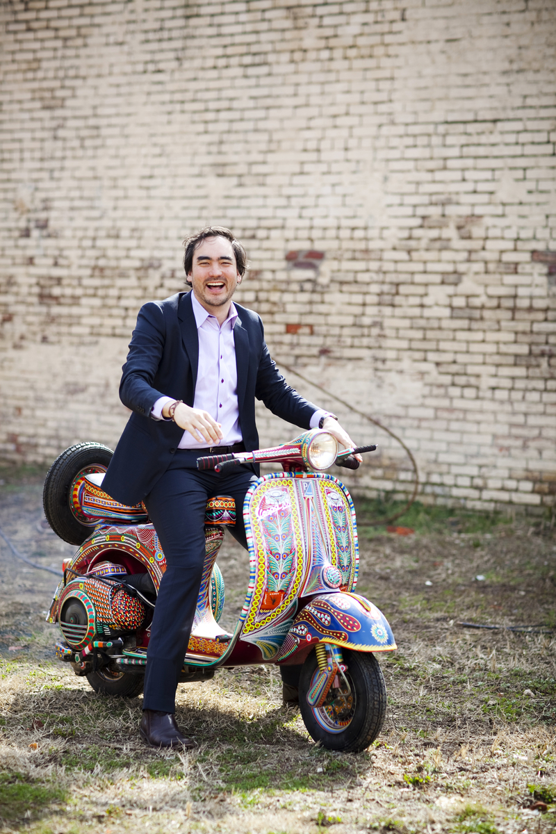 Tim Wu. Internet freedom advocate, Columbia Law professor and special adviser to the FTC.