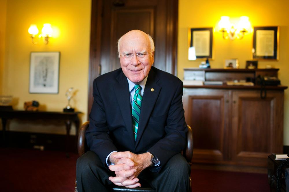 Senator Patrick Leahy (D-VT)