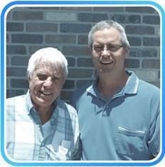 John & Dave Hestera      Founders,1978 - 2001