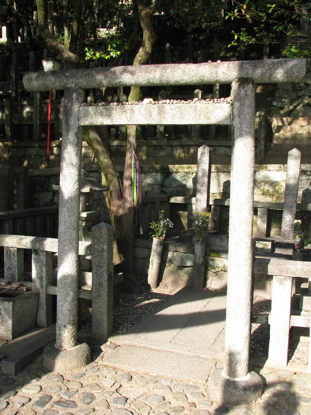 Grave of Sakamoto Ryoma