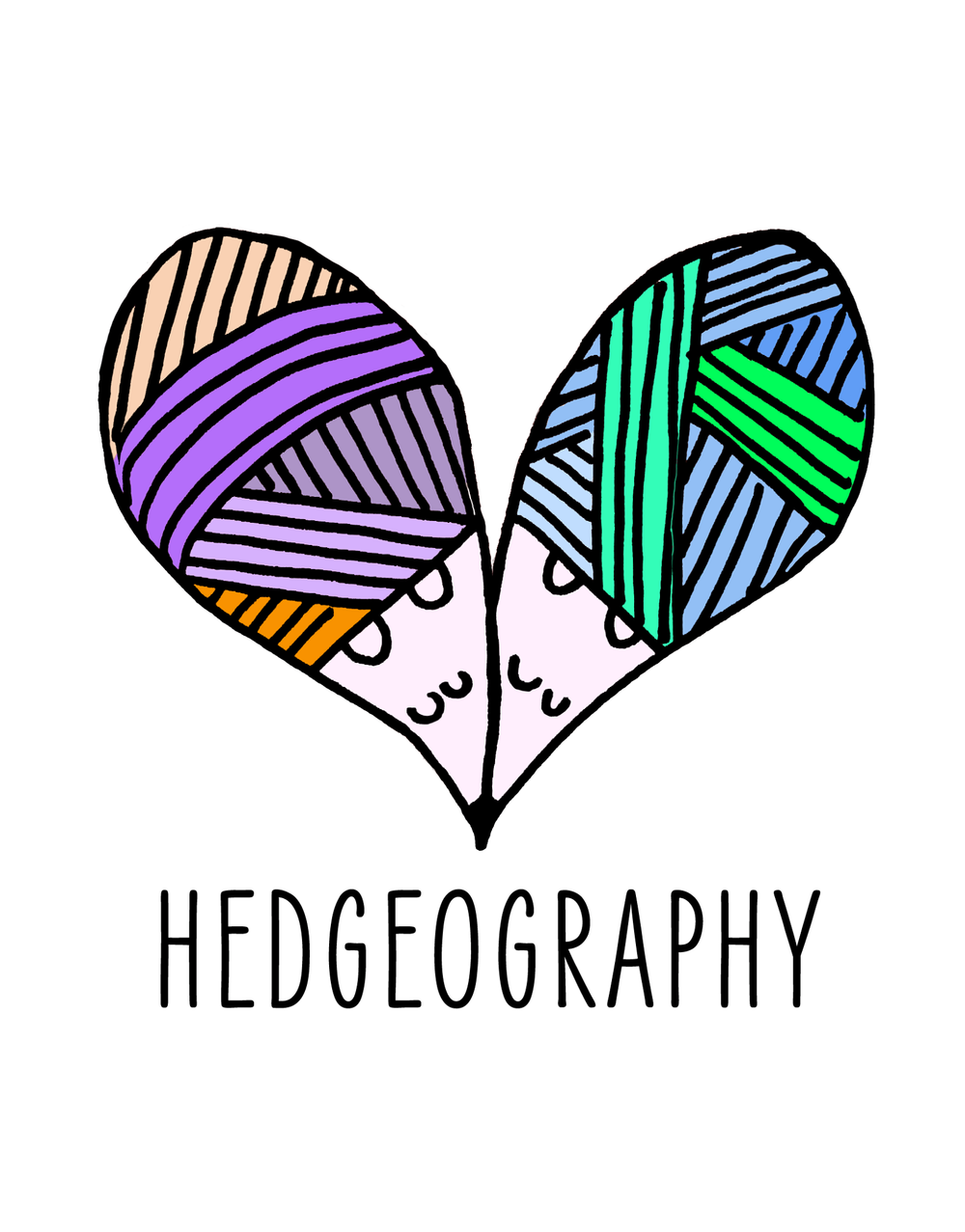 Hedgeography was awesome enough to donate some of their sales at our show to PETA.