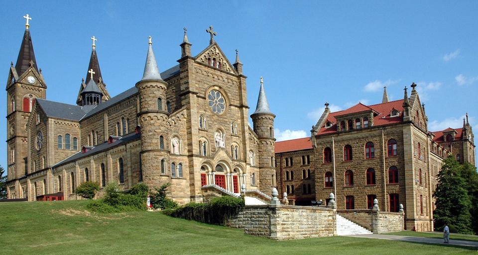 Saint Meinrad Archabbey, Saint Meinrad, Indiana