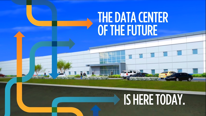 Forsythe Data Centers - The Future Is Here Today