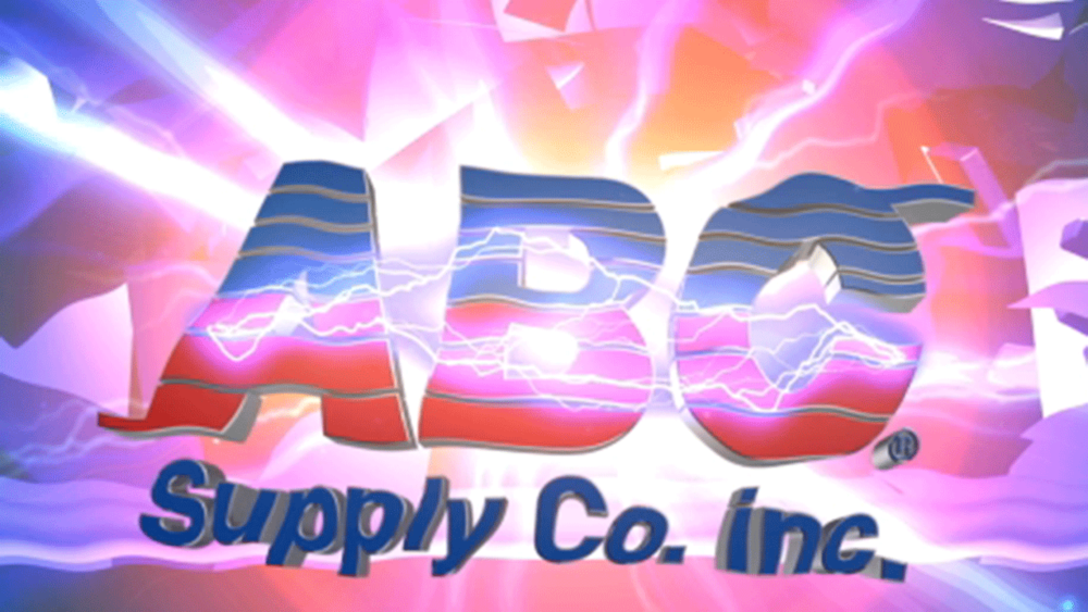 ABC Supply Co. - Projected Event Graphics
