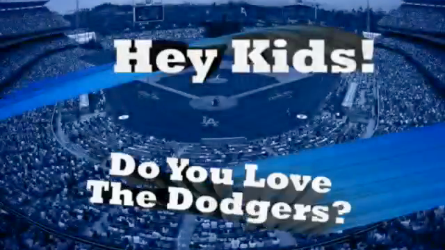 LA Dodgers - Kids Club Promo