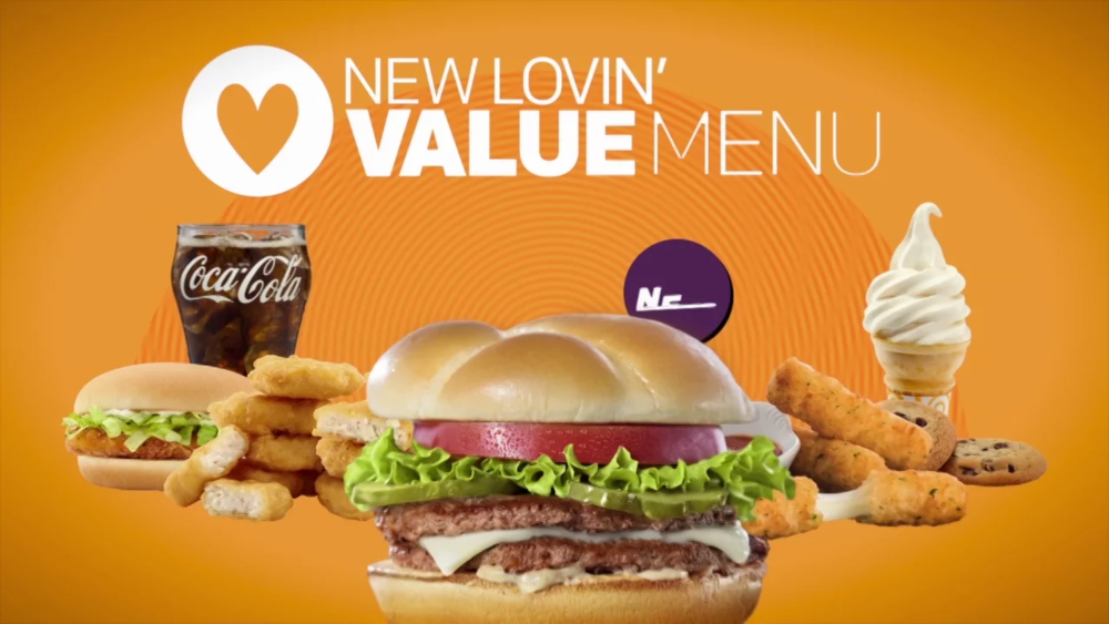 McDonald's Value Meal Rebooted