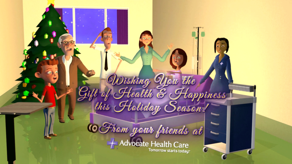 Advocate Holiday Card 2017