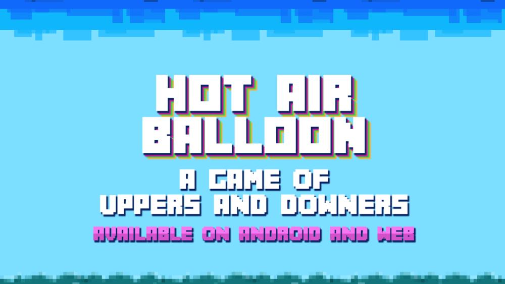 Hot Air Balloon Game