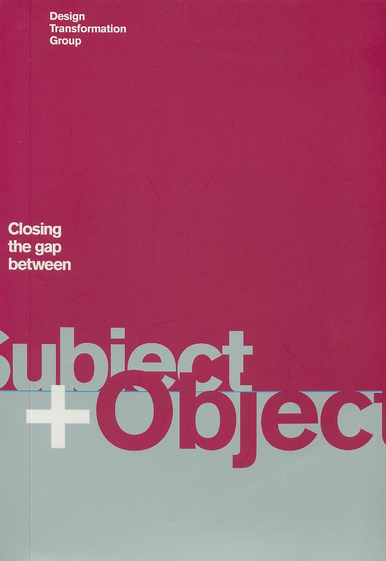 Closing the Gap between Subject and Object book via Graham Powell.jpg