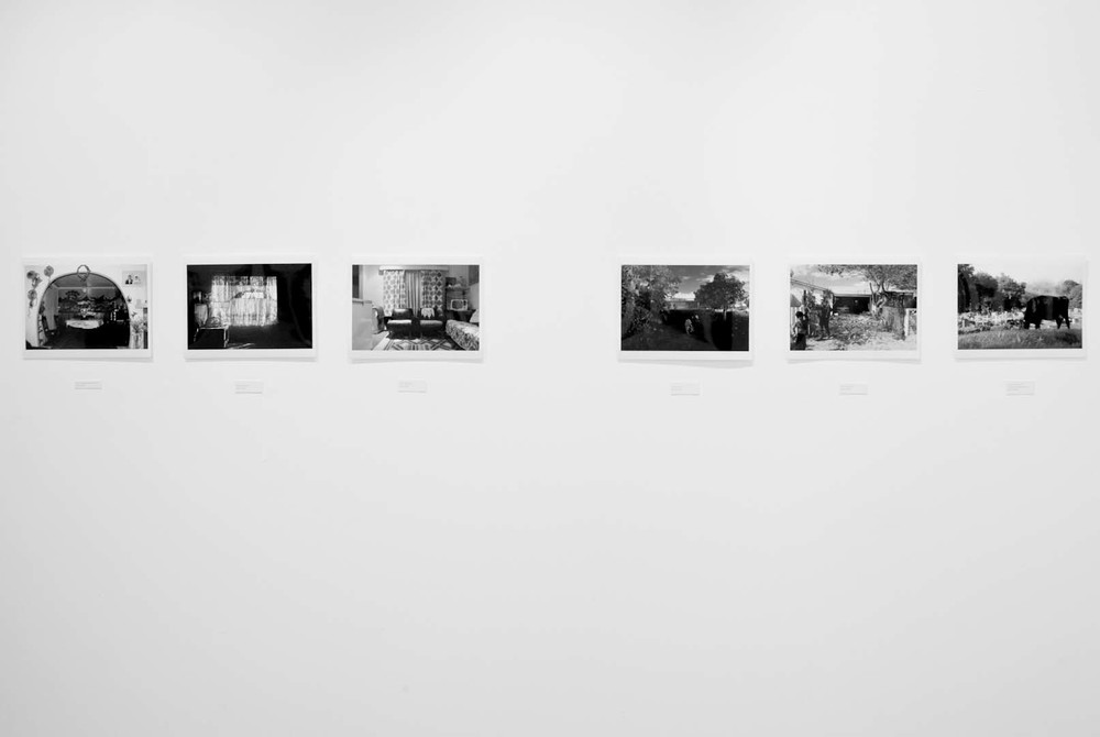 Images from the Uitsig, 2010 series. Exhibition at the Michaelis Galleries, Cape Town.