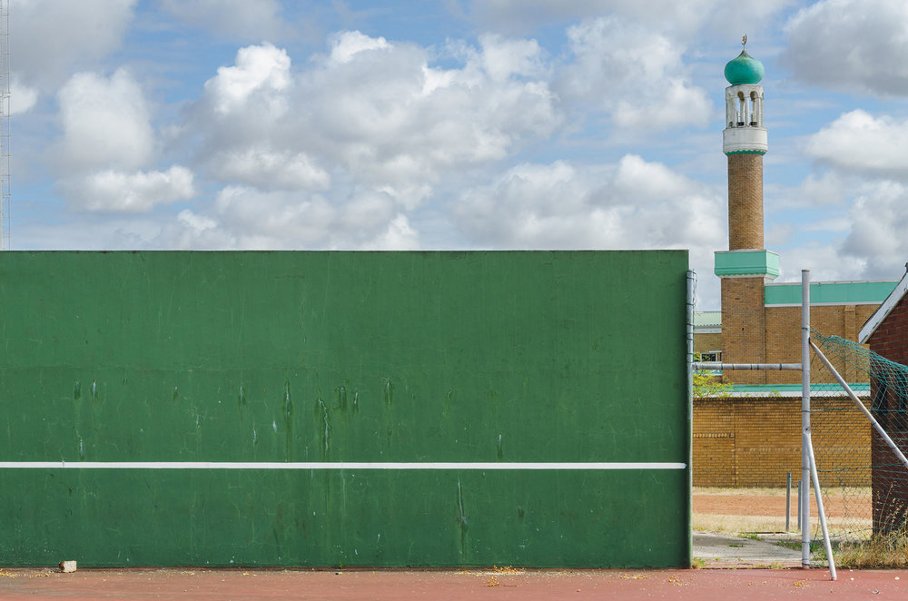 Mosque, Cravenby, 2013