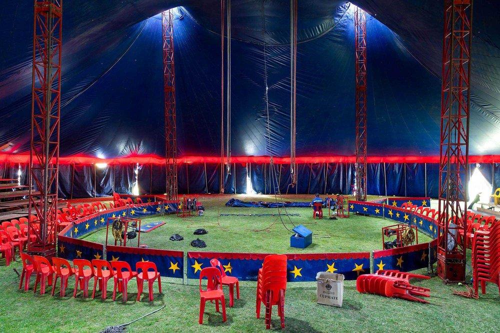 Circus, Parow, 2013