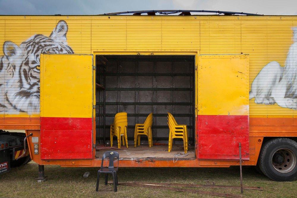 Container, Parow, 2013