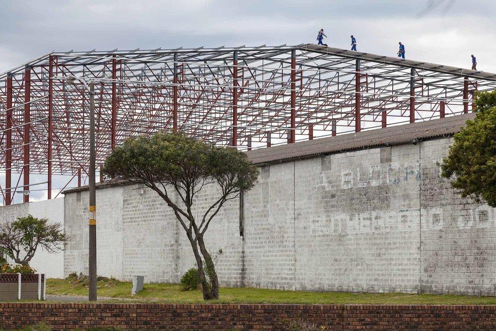 New Factory, Uitsig, 2013