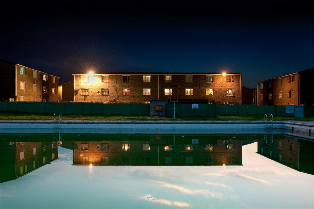Public Swimming Pool - Day & Night, 2011