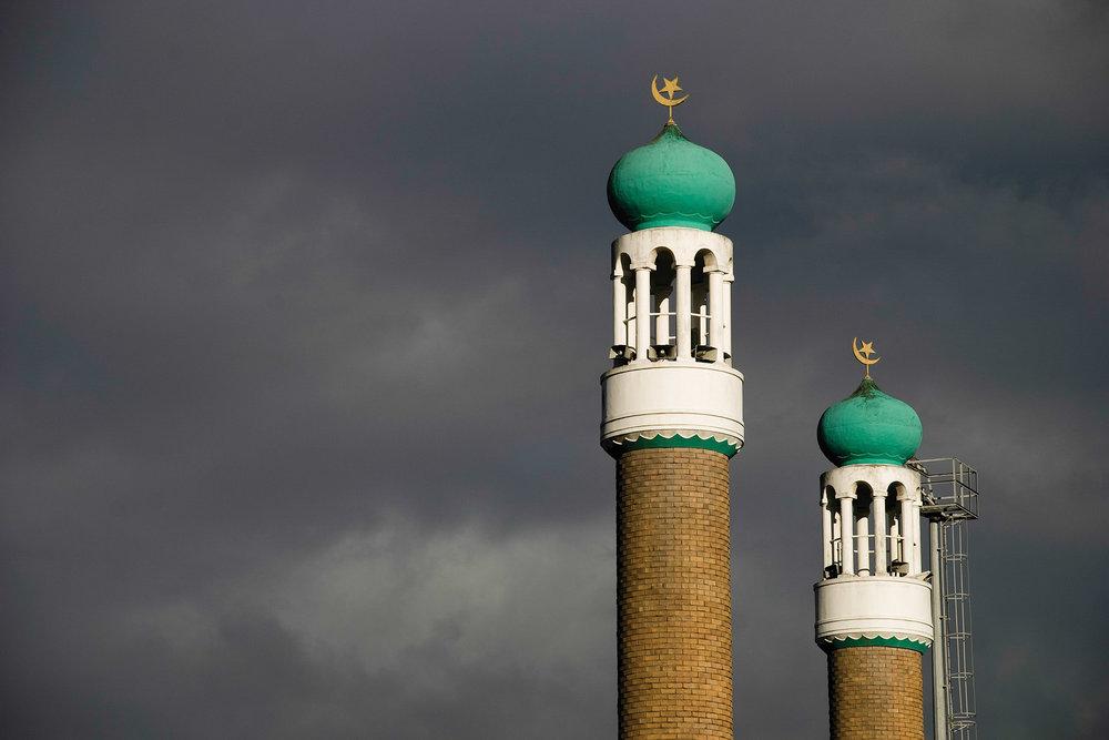 Mosque, 2010