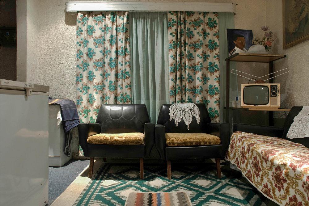 TV Room, 2010