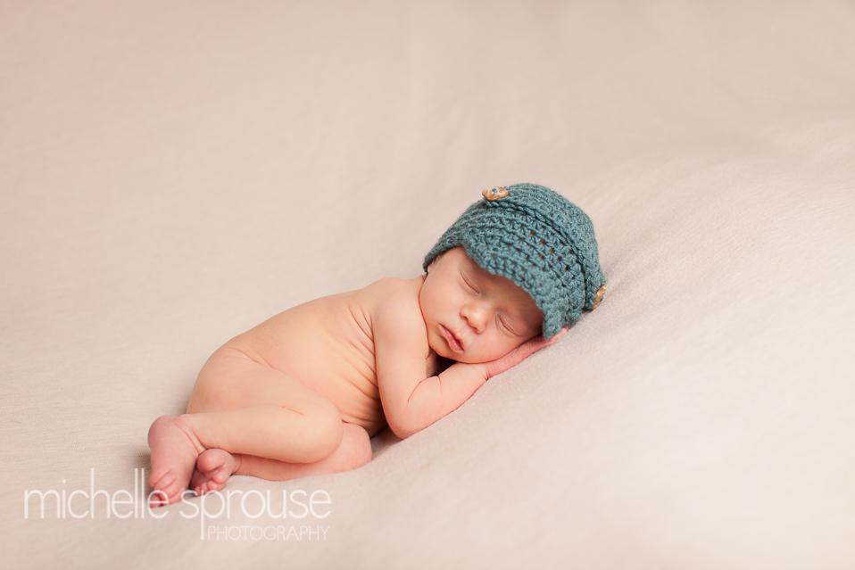Albuquerque newborn baby boy twins photographer