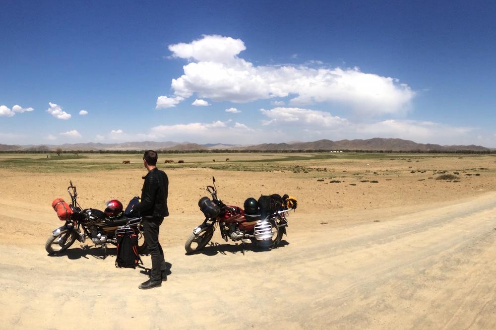 Mongolia   May 2015
