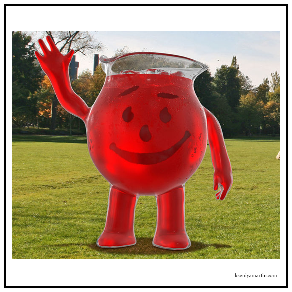 """Drinking the Kool-Aid"" means wholeheartedly believing in something."