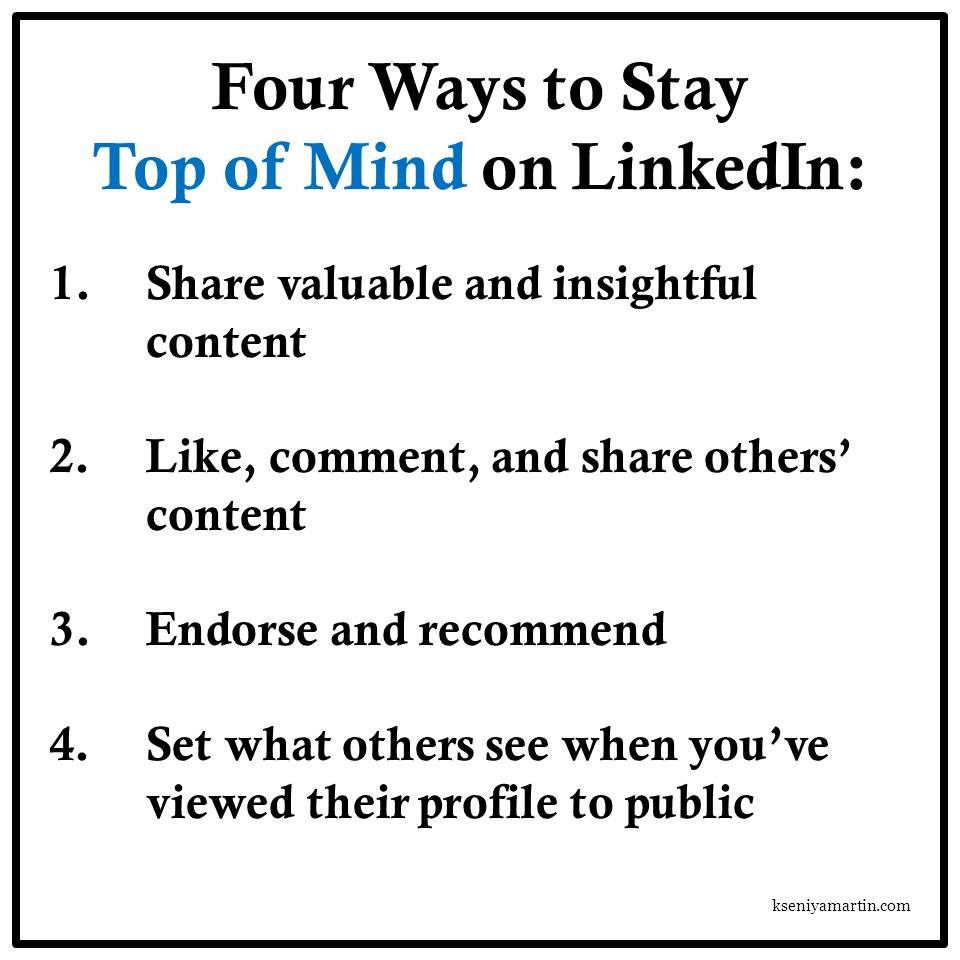 stay-top-of-mind-on-linkedin-social-selling