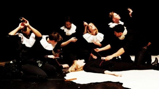 Ontroerend Goed (theatre performance group)