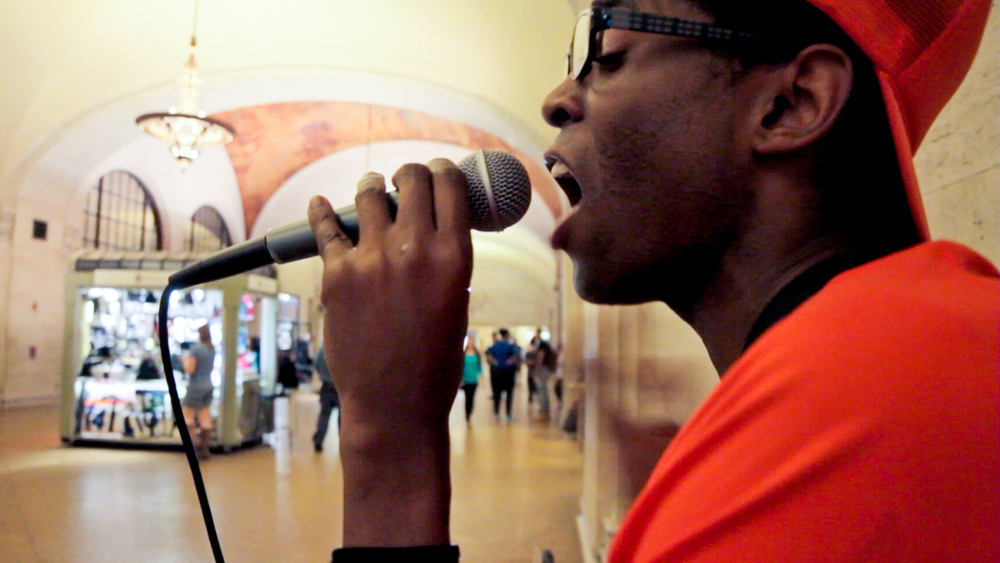 Verbal Ase A vibrant young beatboxer's dreams of making it in the Big Apple.
