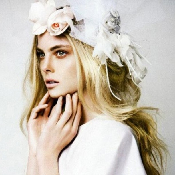 Ethereal beauty for spring! #beauty #makeup #spring 😍😍😍